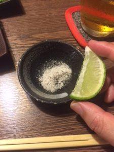 ベトナムではレモンの代わりにライム
