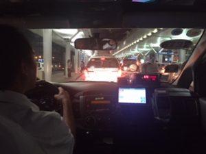 ホーチミンシティのタクシー