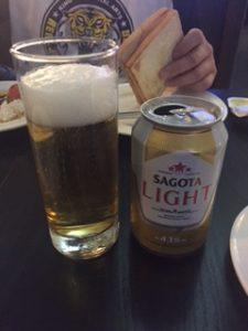 ベトナムのビール