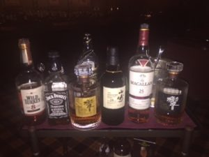 高級ウイスキー