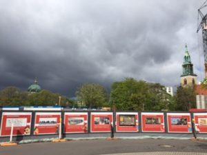 ベルリンの景色