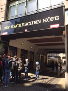 ベルリンのハッケシェ・ヘーフェ