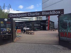 チェックポイント・チャーリーブラックボックス