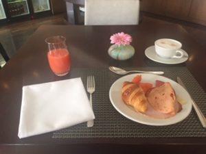 ハイアットベルリンで朝食