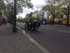 ベルリンの馬車