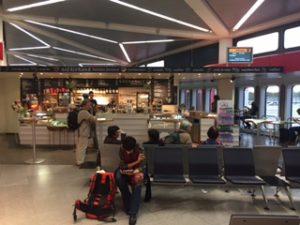 ベルリンのテーゲル空港