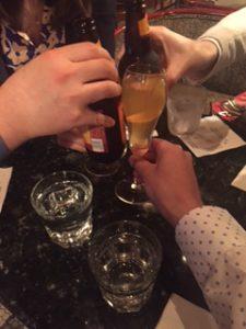 ニューオリリンズの地ビールとカクテル
