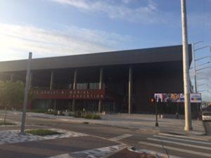 ニューオリンズのコンベンションセンター