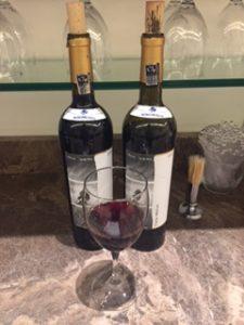 メキシコの赤ワイン