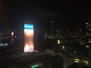 香港の夜景(シンフォニー・オブ・ライツ)