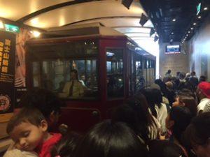 香港のピーク・トラム