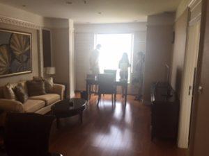 バンコクのリビングルーム