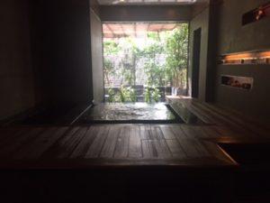 バンコクのお風呂
