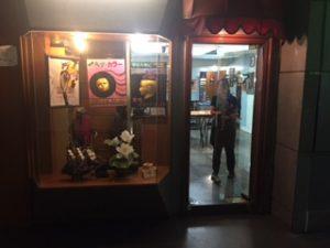 バンコクの日本人経営の美容室