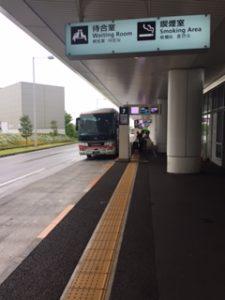 便利なエアポートバス