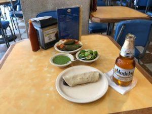 ローカルのメキシコ料理