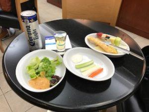 最後のメキシコでの食事