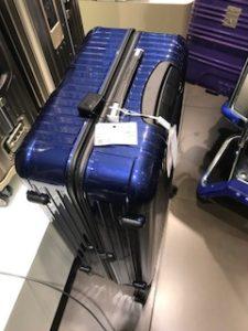 ポリカーボネートのリモワのスーツケース