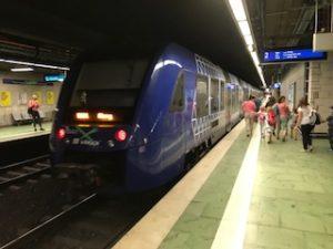 ドイツ鉄道のRE31