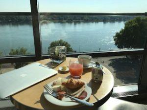 ハイアットリージェンシーマインツの朝食