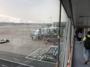 中国国際航空のAIRBUS A320