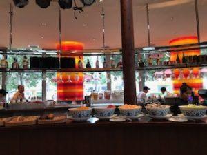 アンダース上海の朝食バイキング