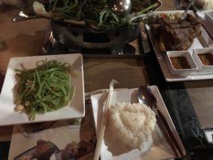 タイ料理頼みすぎた