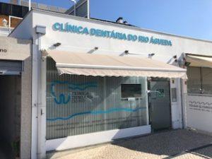 アゲダの歯科医院