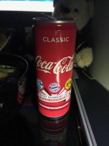 ドイツのコーラの缶のデザインがクール!