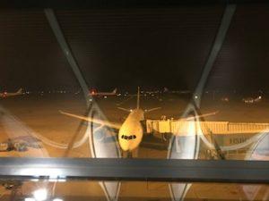 浦東空港のB8