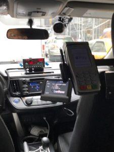 NYのタクシー