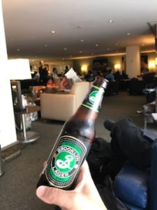 NYの地ビール飲みました