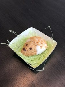 ハリネズミクッキー