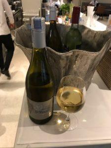 セントマーチンの白ワイン?