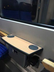 深夜の電車でも安全