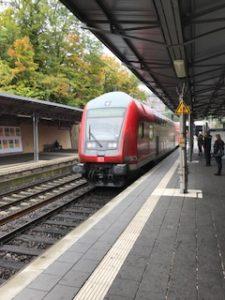 DBの電車