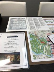 新築マンションの販売資料