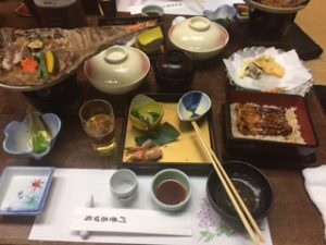 グルメ好きが成田でうなぎを食べました。