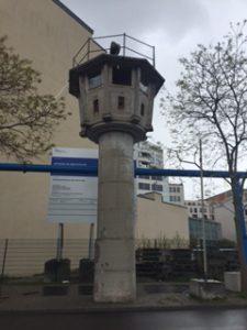 ベルリンの壁の監視塔
