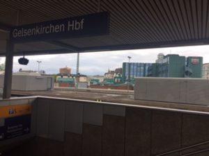 ゲルゼンキルヒェン中央駅