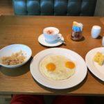 グランドハイアットエラワンの朝食