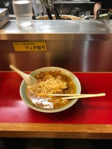 横浜のカレーラーメン