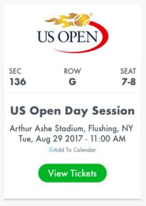 US OPENテニス