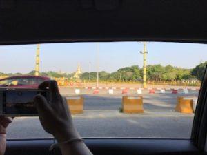 ヤンゴンのシュエダゴン・パゴダ