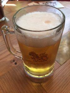 昼からシンハービール