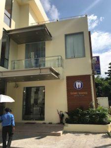 ミャンマーの歯科医院見学