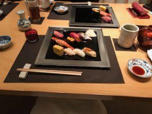六本木の寿司