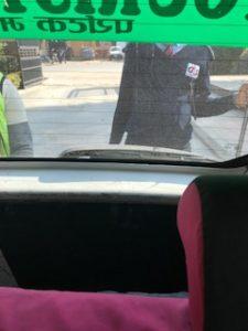厳しい車に対してのセキュリティチェック
