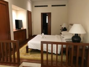 2階のベッドルーム