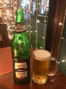 ネパールのローカルビール